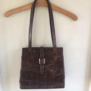 Vintage Joan & David leather purse